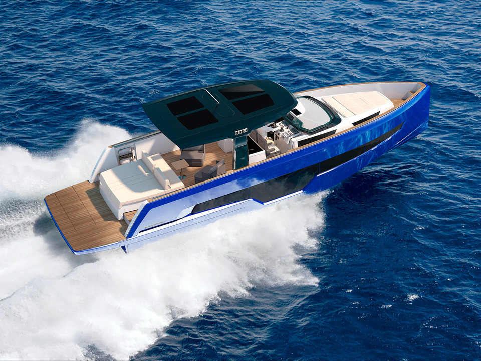 360 VR Virtual Tours of the Fjord 41 XL